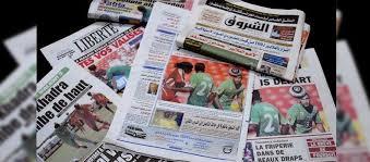 Stampa Algerina