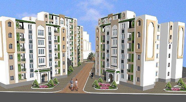 السكن بصيغة الترقوي العمومي للجالية الجزائرية المقيمة بالخارج